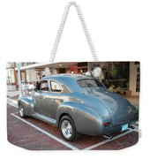 Classic Custom Coupe Weekender Tote Bag