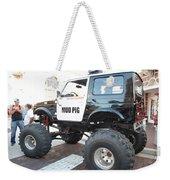 Classic Custom Jeep Weekender Tote Bag