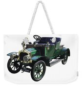 Classic De Dion Bouton Classic Car Weekender Tote Bag