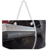 Classic Detail Weekender Tote Bag