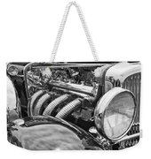 Classic Engine - Classic Cars At The Concours D Elegance. Weekender Tote Bag