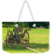 Classic Farm Equipment Weekender Tote Bag