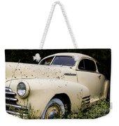 Classic Fleetline Car Weekender Tote Bag