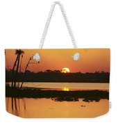 Classic Florida Sunrise Weekender Tote Bag