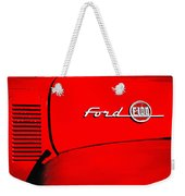 Classic Ford F100 Weekender Tote Bag