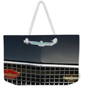 Classic Ford Thunderbird Weekender Tote Bag