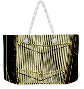 Classic Gold Grill Weekender Tote Bag