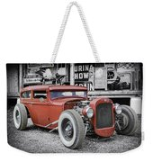 Classic Hot Rod Weekender Tote Bag