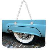 Classic Lines Of 1956 Weekender Tote Bag