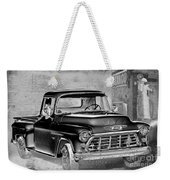 Classic Ride Weekender Tote Bag by Betty LaRue