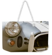Classic Sports Car Weekender Tote Bag