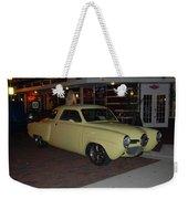 Classic Studebaker Weekender Tote Bag
