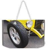 Classic Tire Tread Weekender Tote Bag