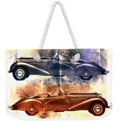Classic Tourer Weekender Tote Bag
