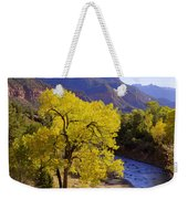 Classic Zion Weekender Tote Bag