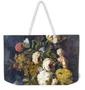 Classical Bouquet - S0104t Weekender Tote Bag