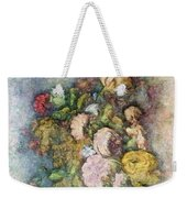 Classical Bouquet - V01c Weekender Tote Bag