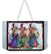 Classical Dance1 Weekender Tote Bag