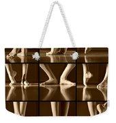 Classical Melody Weekender Tote Bag
