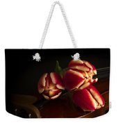 Classical Romance Weekender Tote Bag