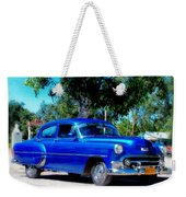 Classics Of Cuba Weekender Tote Bag