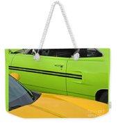Classy Classics Weekender Tote Bag