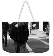 Claustrophobic Chances  Weekender Tote Bag