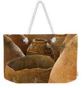 Clay Pots   #7811 Weekender Tote Bag
