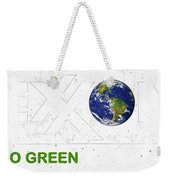 Clean Energy Weekender Tote Bag