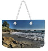 Clear At Trinidad Weekender Tote Bag by Adam Jewell
