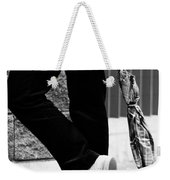Clear The Hassles  Weekender Tote Bag