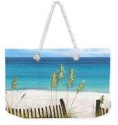 Clear Water Florida Weekender Tote Bag