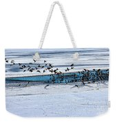 Cleared To Land Weekender Tote Bag