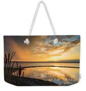 Clearing Rainstorm Weekender Tote Bag