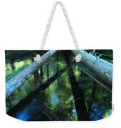 Clearwater Crossroads Weekender Tote Bag
