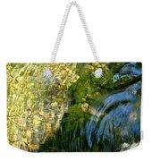 Clearwater Falls Series 11 Weekender Tote Bag