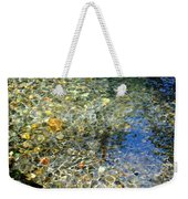 Clearwater Falls Series 6 Weekender Tote Bag