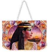 Cleopatra Variant 3 Weekender Tote Bag