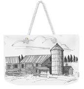 Clermont Barn 2 Weekender Tote Bag