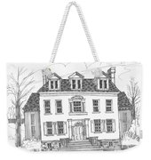 Clermont Historic Site Weekender Tote Bag