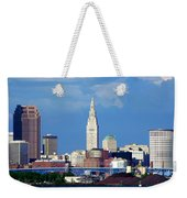 Cleveland Beauty Weekender Tote Bag