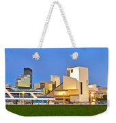 Cleveland Icons Weekender Tote Bag