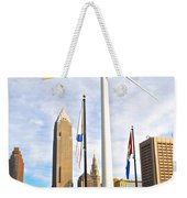 Cleveland Ohio Science Center Weekender Tote Bag