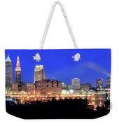 Cleveland Panoramic      Weekender Tote Bag