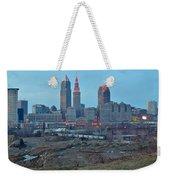 Clevelands Urban Side Weekender Tote Bag