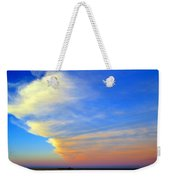 Click #5 From A Rest Stop On The Chesapeake Bay Bridge Tunnel Weekender Tote Bag