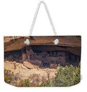 Cliff Dwelling Weekender Tote Bag