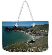 Cliffs In Bretagne Weekender Tote Bag