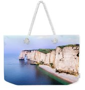 Cliffs Of Etretat 3 Weekender Tote Bag