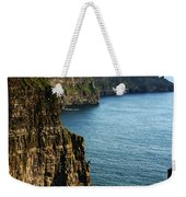 Cliffs Of Moher Clare Ireland Weekender Tote Bag